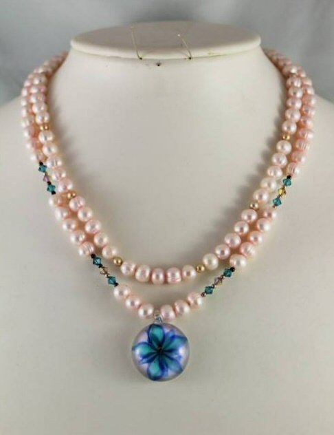 #Pearl Necklace